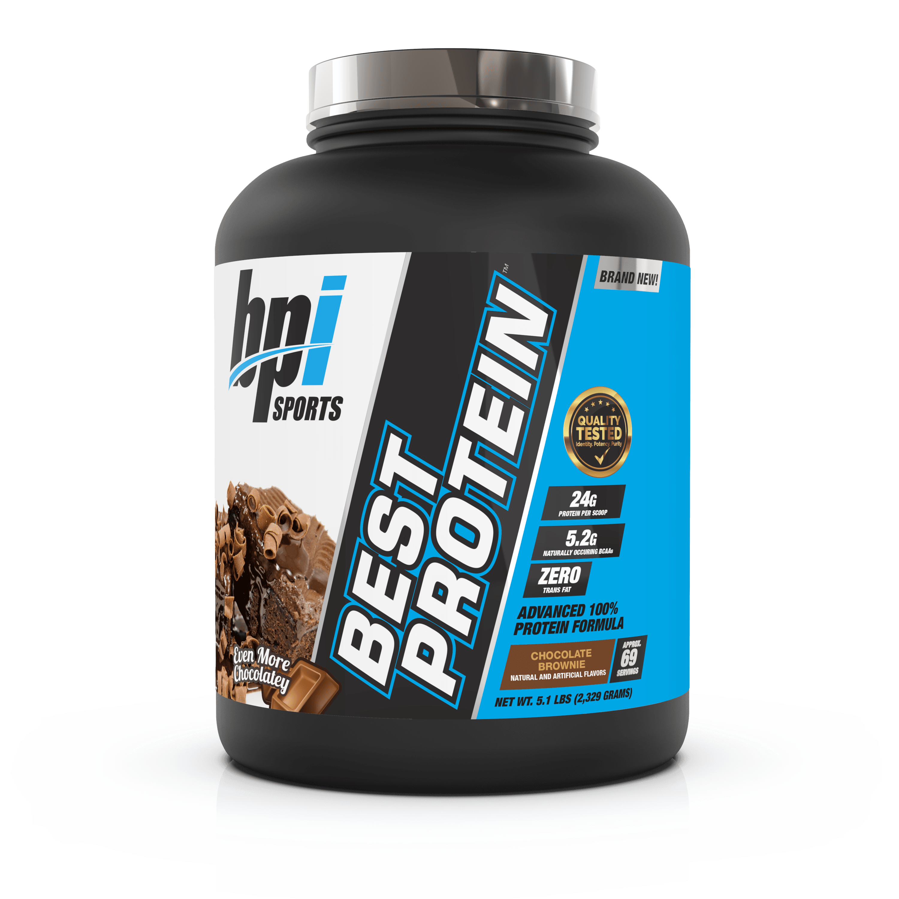 BPI Sports Best Protein 5lbs 811213028(base)
