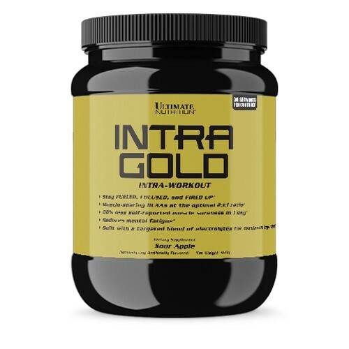 Ultimate Nutrition Intra Gold 360g 99071370808(base)
