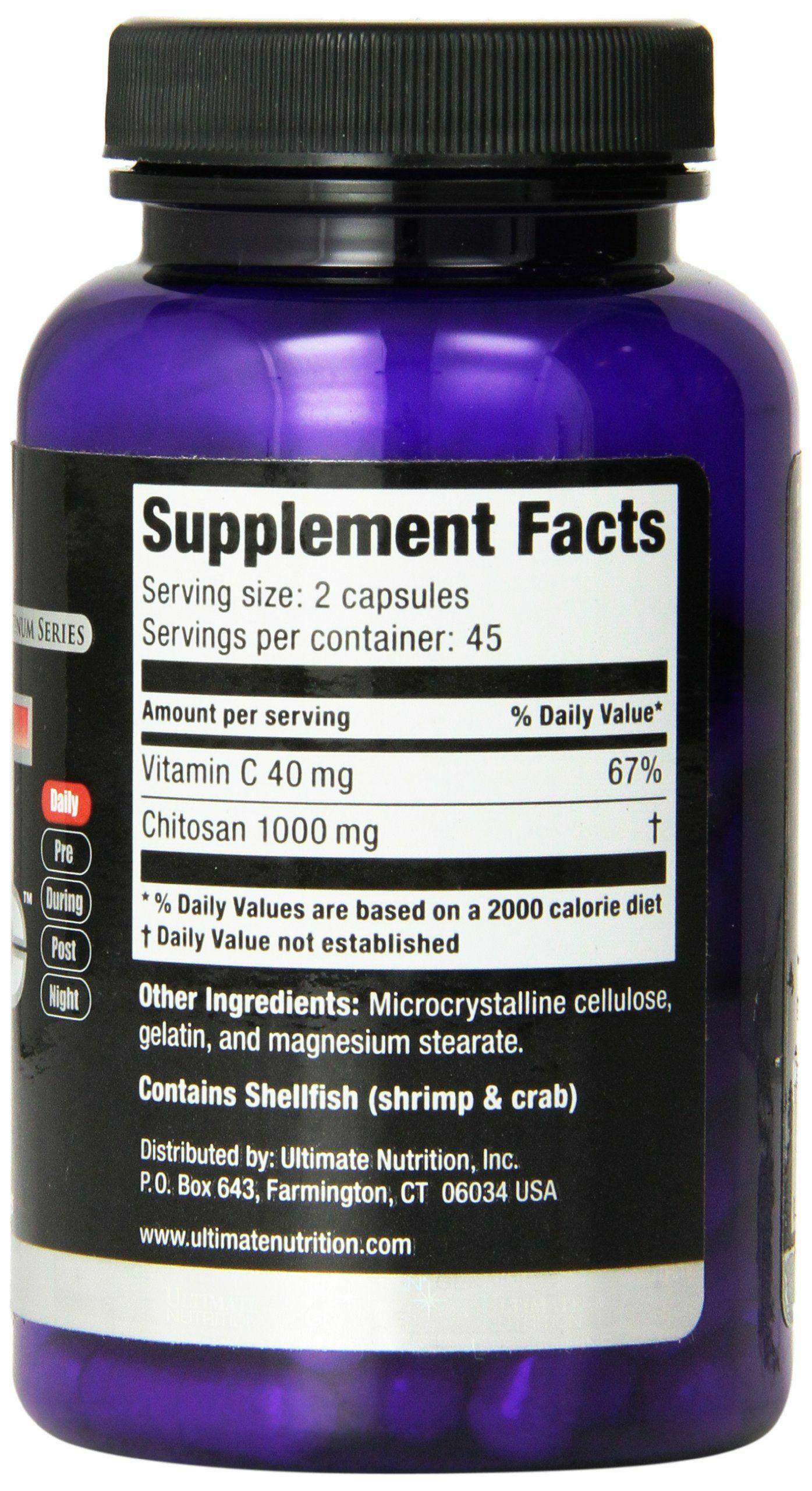 Ultimate Nutrition Fat Bloc 90 Capsules