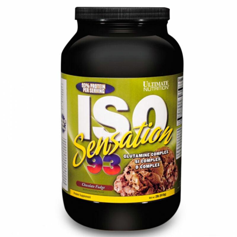 Ultimate Nutrition ISO Sensation 2lb 99071002808(base)