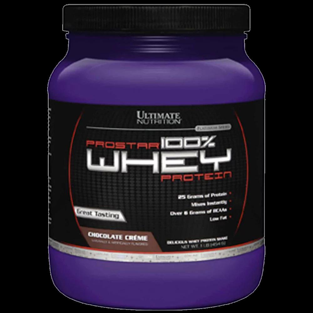 Ultimate Nutrition ProStar Whey 1lb 99071001917(base)