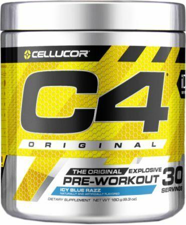 Cellucor C4 30 Servings C41007604(base)
