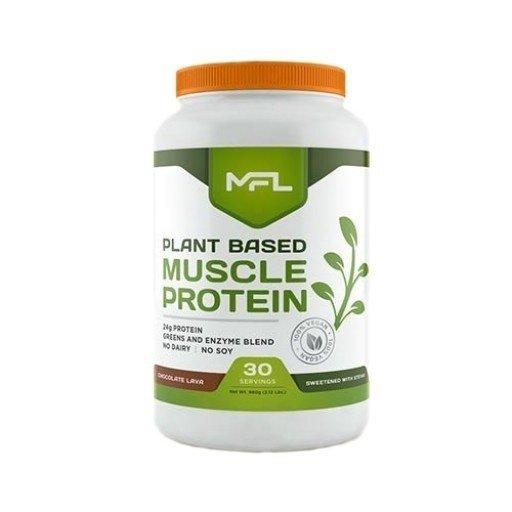 MFL PLANT BASED VEGAN MUSCLE PROTEIN 2LB MFLPLANT1007606(base)