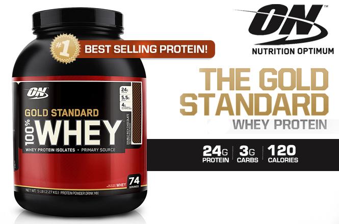 OPTIMUM NUTRITION Whey Gold Standard 5lb (Buy 2 Get Free Shaker) 748927028683(base)