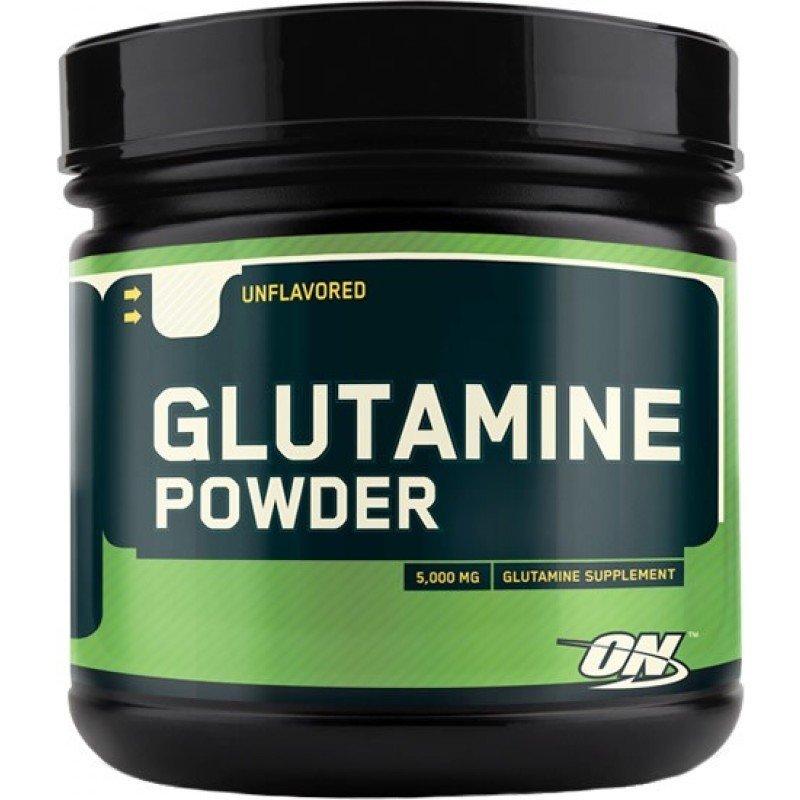 Optimum Nutrition Micronized Glutamine Powder 748927022810(base)