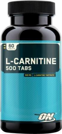 OPTIMUM L-Carnitine 500mg 60 Tab 748927021912
