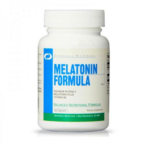 Universal Nutrition Melatonin 5mg 039442031716(base)