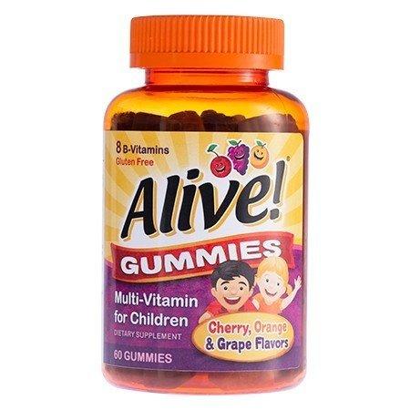Alive Multi-Vitamin for Children 60ct 33674157886