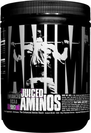 Universal Nutrition Juiced Aminos 30 Servings 039442030658(base)