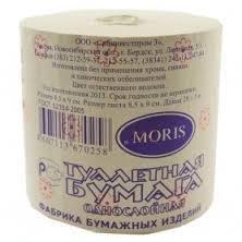 Т/бумага Moris МТБ 1-сл без/втулки 28м 40/40