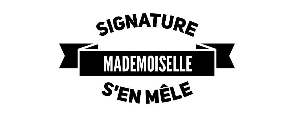 Activité signature Mademoiselle S'en Mêle