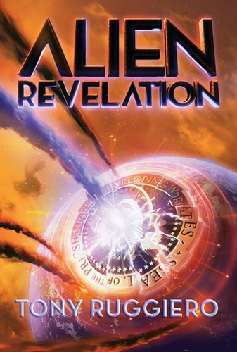 Alien Revelation by Tony Ruggiero