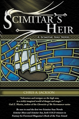 Scimitar's Heir by Chris A. Jackson (Ebook)