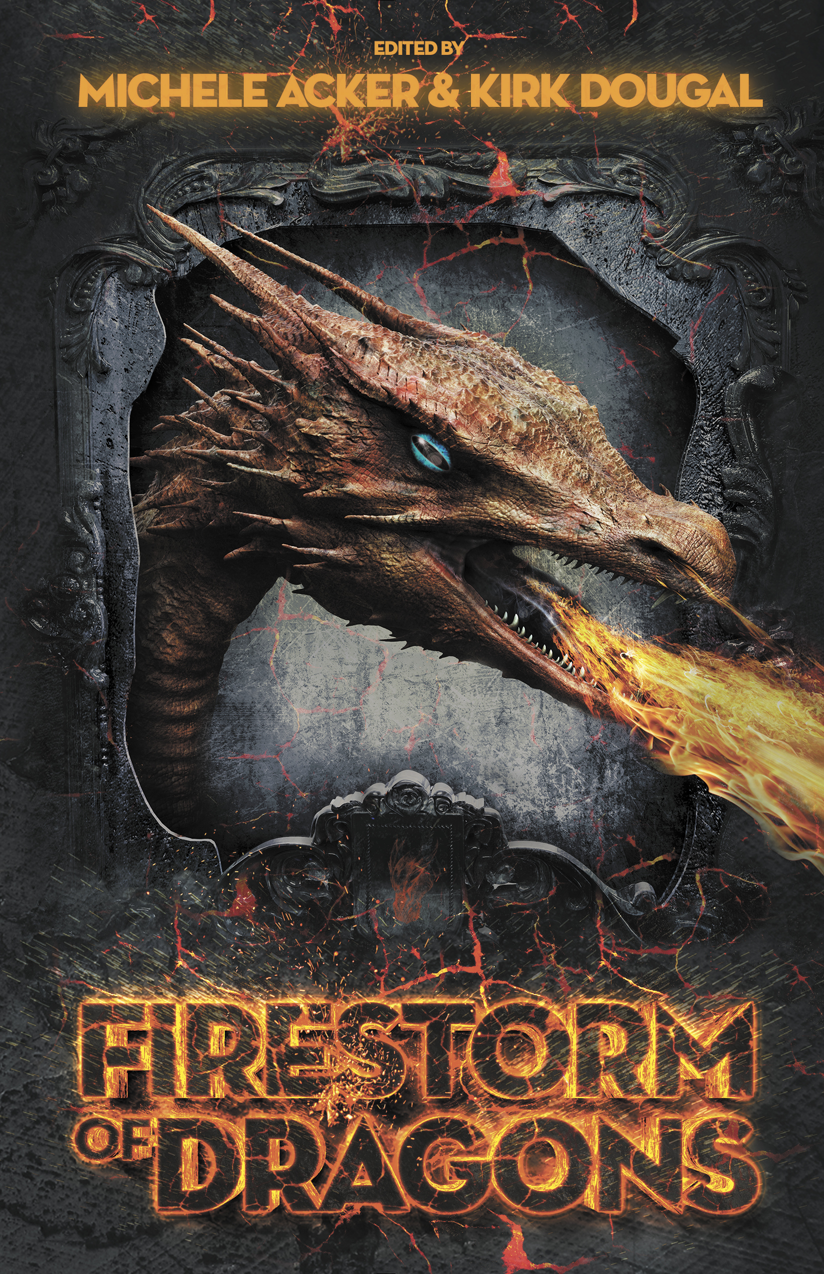 Firestorm of Dragons Edited by Michele Acker and Kirk Dougal 00025