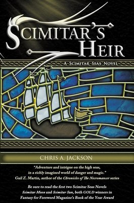 Scimitar's Heir by Chris A. Jackson (Ebook)