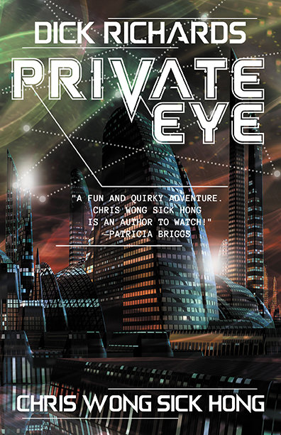Dick Richards: Private Eye 00104