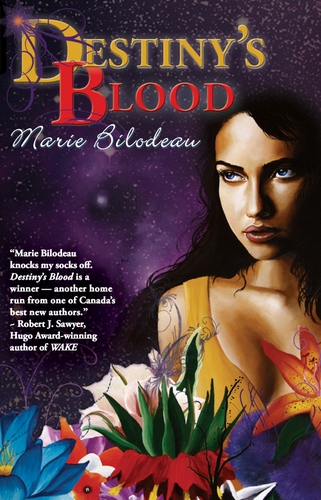 Destiny's Blood (Ebook) by Marie Bilodeau 00075