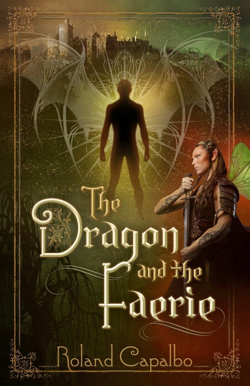 The Dragon and the Fairie (The Vasara Chronicles) (Volume 1)