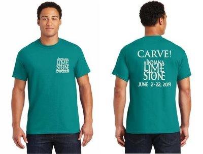 Indiana Limestone Symposium 2018 T-Shirt
