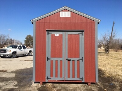 08 x 12  Utility Shed - Repo