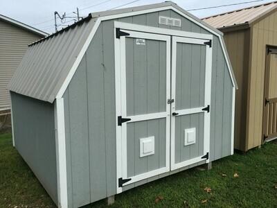 10x12 Mini Barn Dutch - Repo