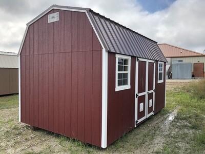 10x16 Lofted Garden Barn Dutch - Repo