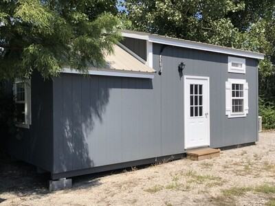 12x24 Tiny House - Finished out! $336.02/month