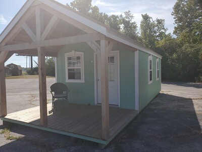 12 X 28 Country Cottage $146.66/month