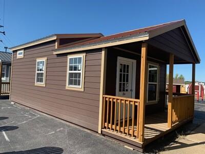 14 X 28 Tiny House