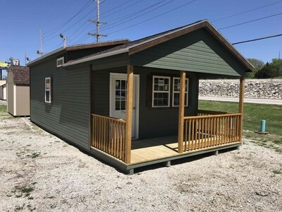 14 X 32 Tiny House $196.79/month