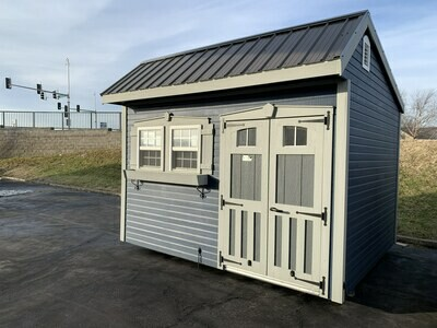10 X 12 Quaker Shed - Chateau  $71.13/month