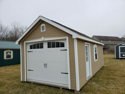 12 X 24 Garage - Chateau $143.80/month