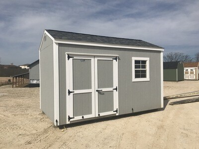 8 X 14 Garden Shed USED