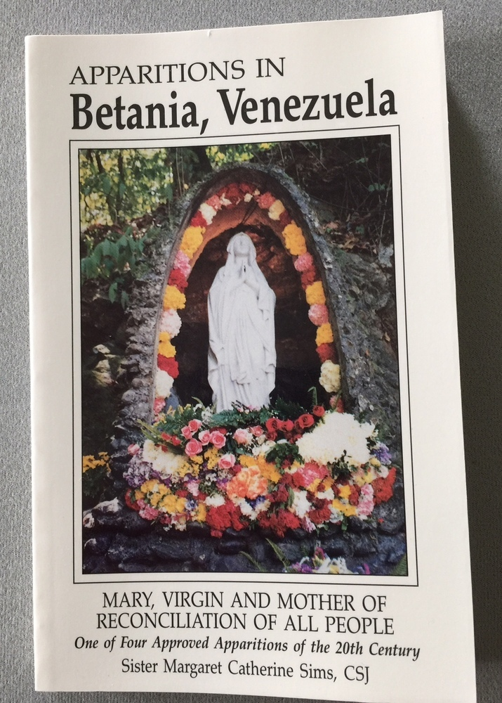 Apparitions in Betania, Venezuela
