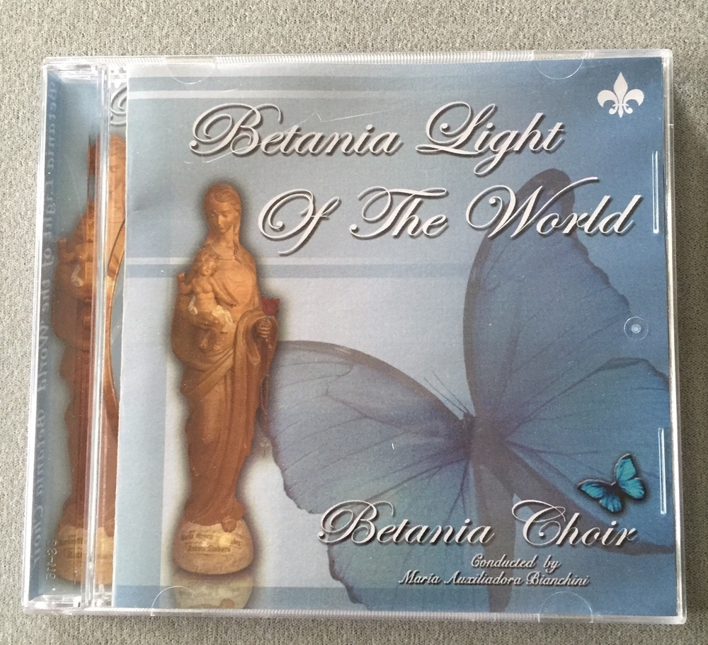 Betania Light of the World - CD