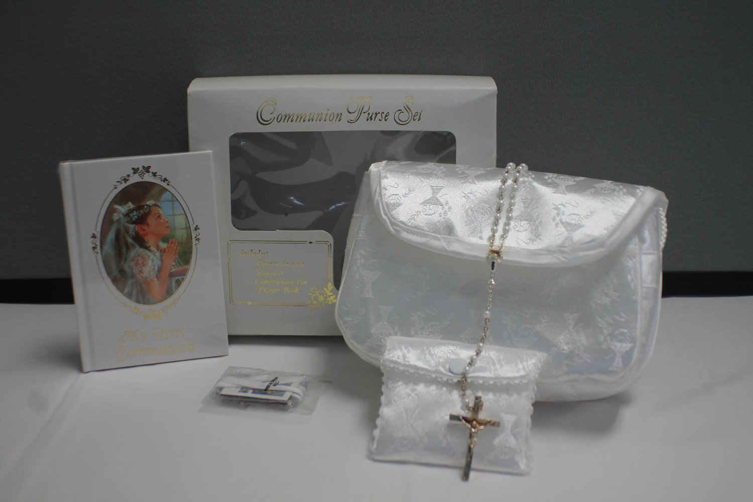 Communion Purse Set