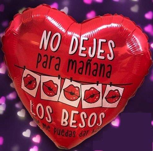 Globo Besos