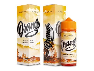 ЖИДКОСТЬ MAXWELLS: ORANGE 120ML