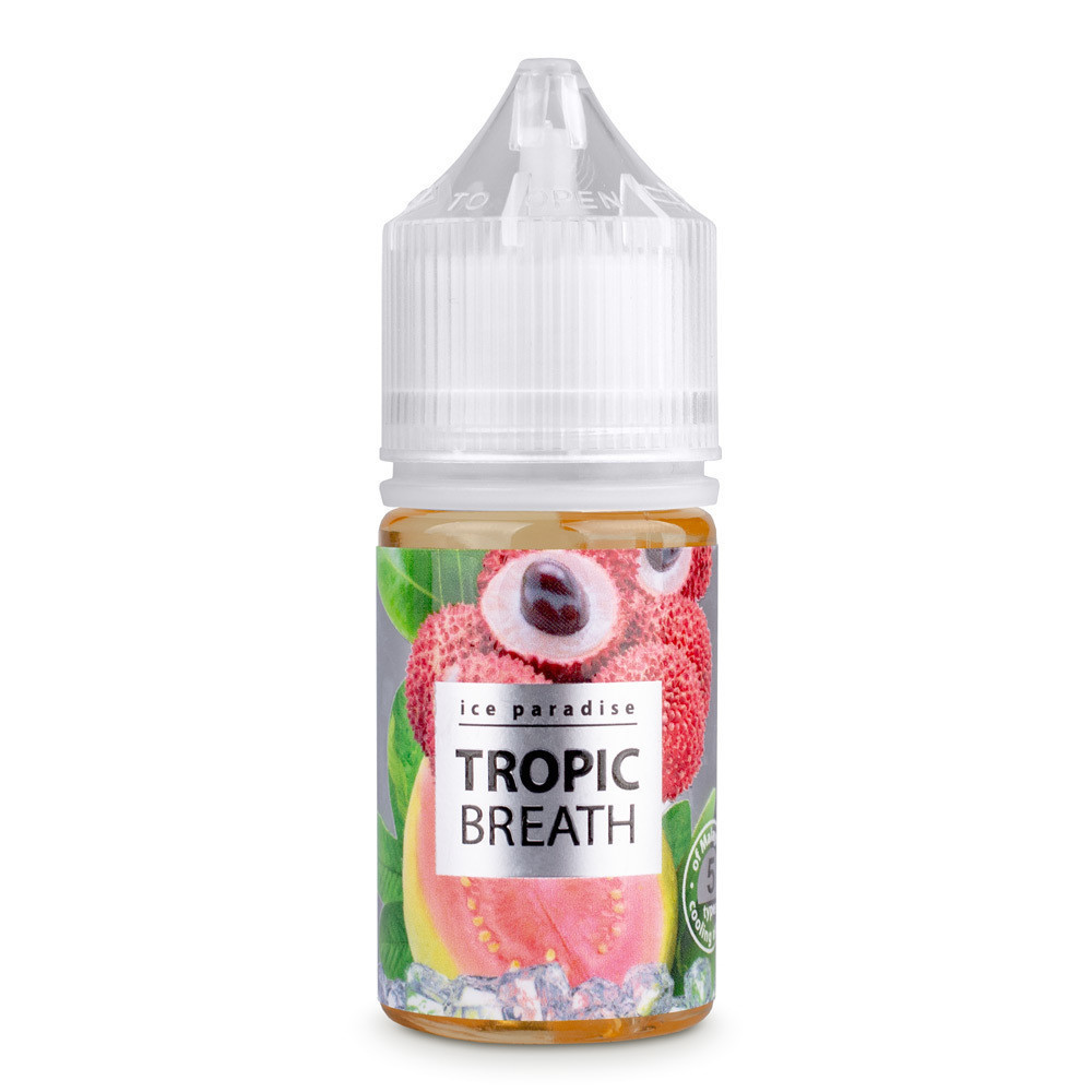 ICE PARADISE SALT: TROPIC BREATH 30ML