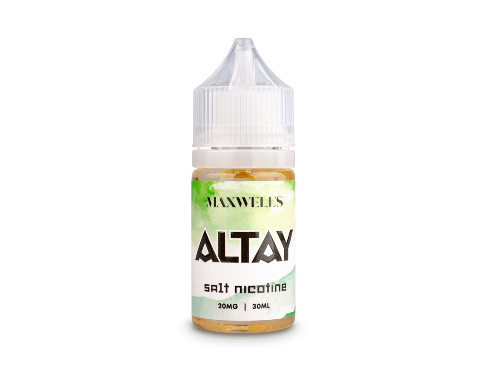 MAXWELLS: ALTAY SALT 30ML
