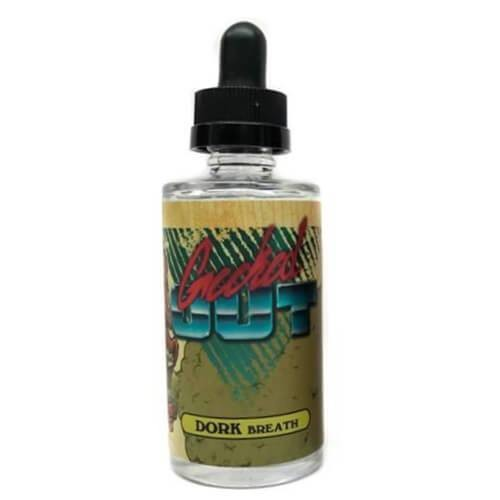 GEEKED OUT: DORK BREATH EJUICE 60ML