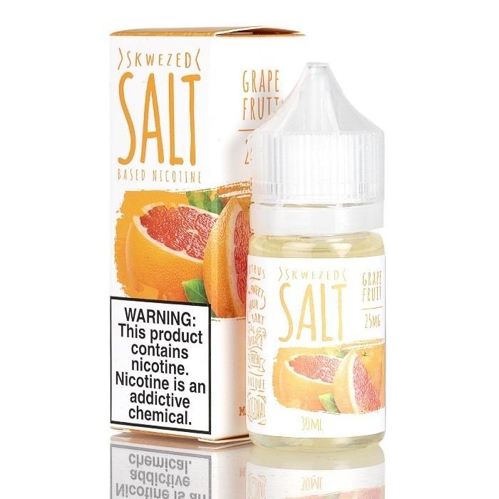 SKWEZED SALT: GRAPEFRUIT 30ML
