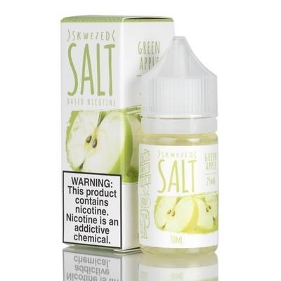 SKWEZED SALT: GREEN APPLE 30ML