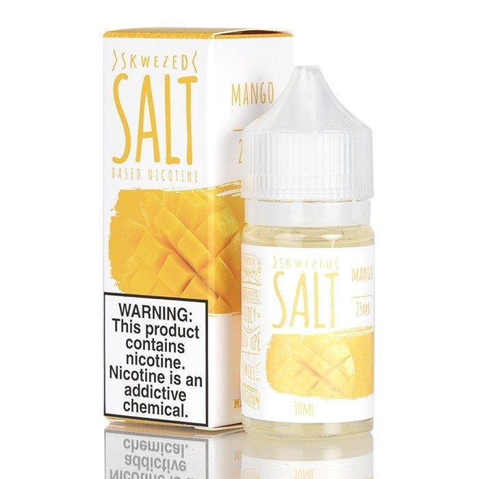 SKWEZED SALT: MANGO 30ML
