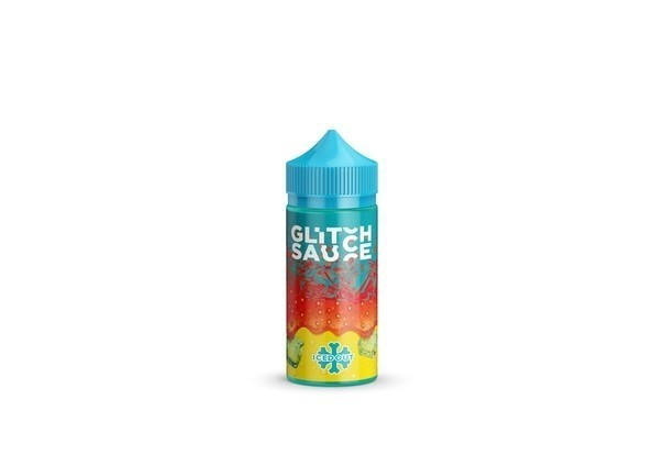GLITCH SOUCE ICED OUT: ROGUE 100ML
