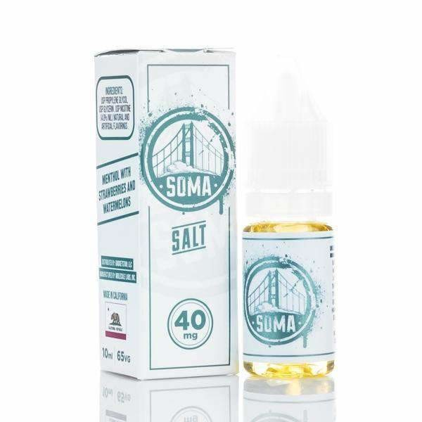 FRISCO VAPOR: SOMA SALT 10ML