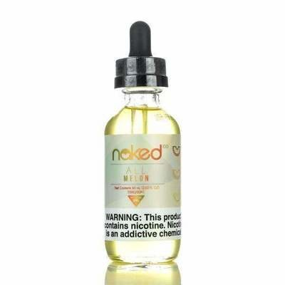 NAKED: ALL MELON 60ML