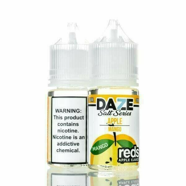 ЖИДКОСТЬ 7 DAZE REDS SALT SERIES: MANGO 30ML
