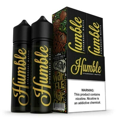 HUMBLE: STRAWBERRY WAFFLE 60ML