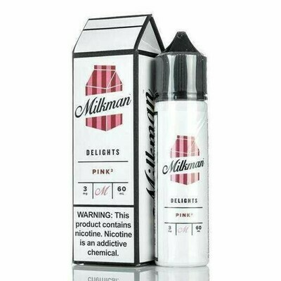 THE MILKMAN : DELIGHTS PINK MILK 60ML